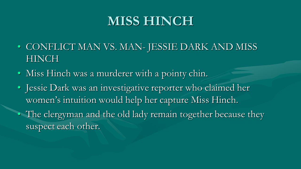 miss hinch