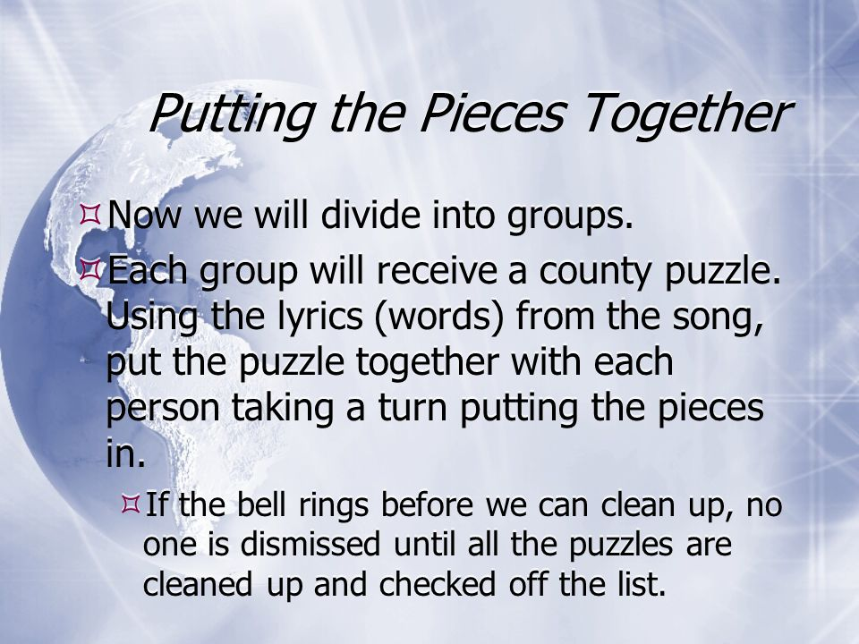 Lyric puzzle pieces lyrics : Utah's Geography Unit I. - ppt video online download