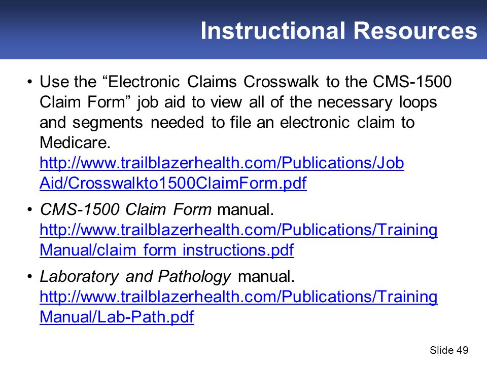 claim submission errors ppt download rh slideplayer com