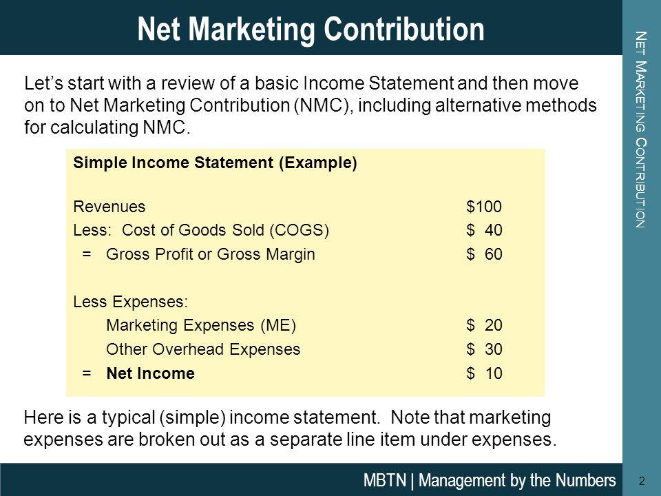 Marketing Variance Analysis - ppt video online download