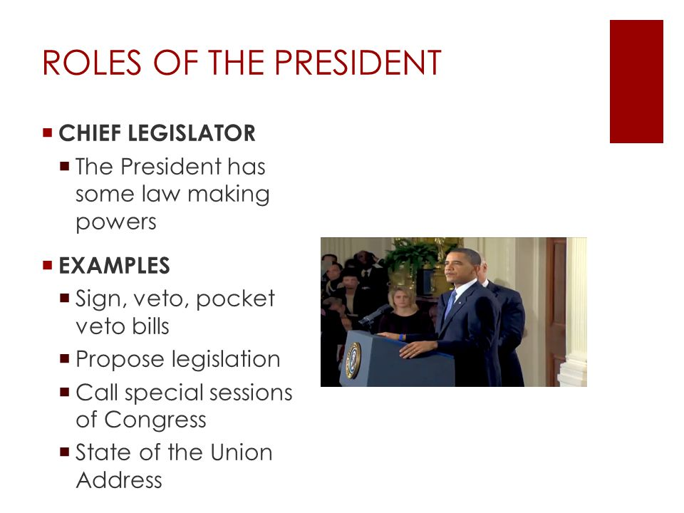 The Executive Branch Civics Ppt Video Online Download
