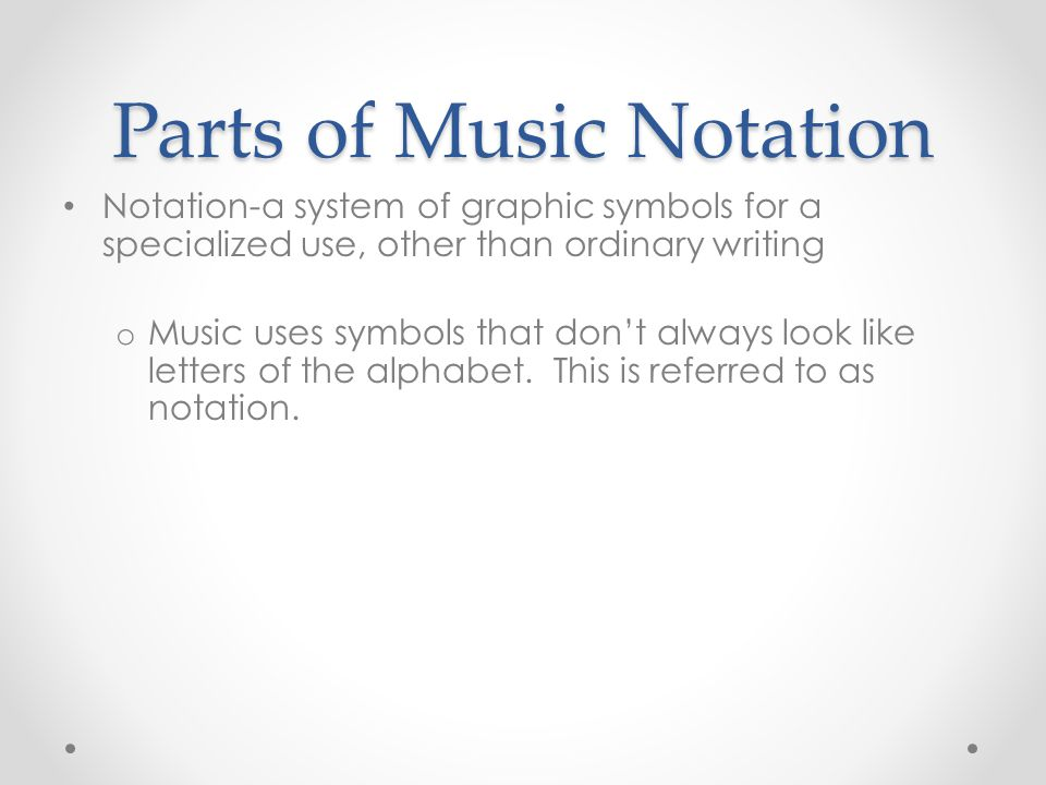 Music Anatomy And Reading Treble Clef Ppt Video Online Download