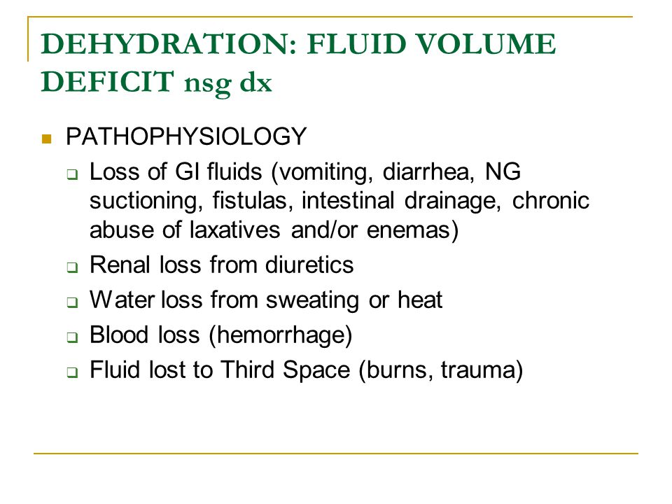 Introduction To Fluids Electrolytes Ppt Video Online Download