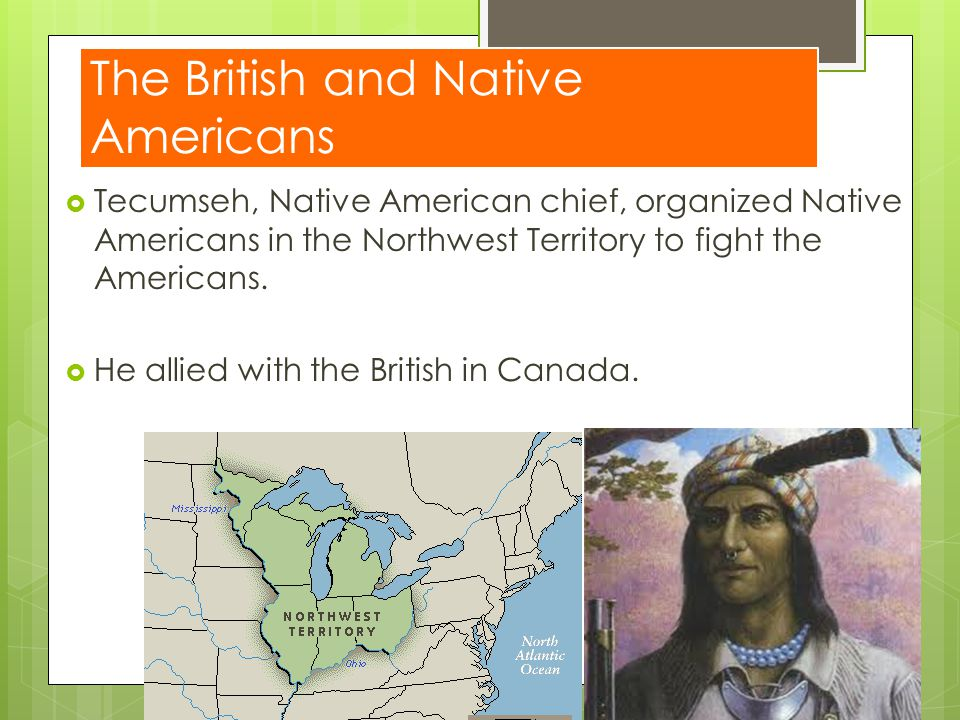 The British and Native Americans