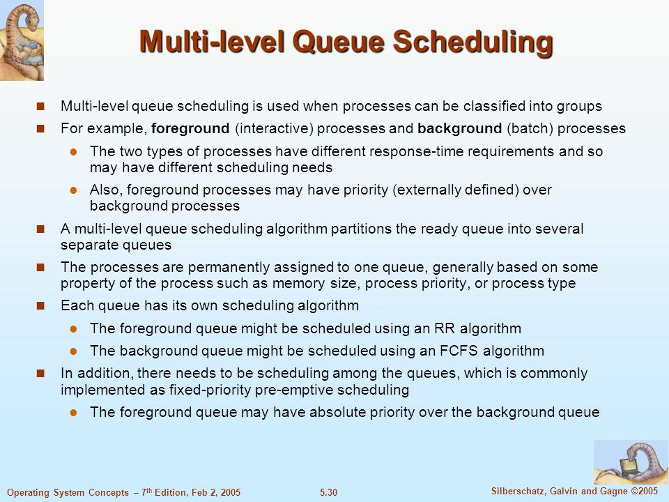 Chapter 5 CPU Scheduling (Algorithms) - ppt download