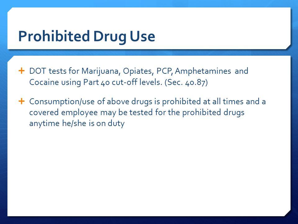 Negative Dilute Drug Test >> BEGINNER DRUG & ALCOHOL PROGRAM MANAGER TRAINING - ppt download