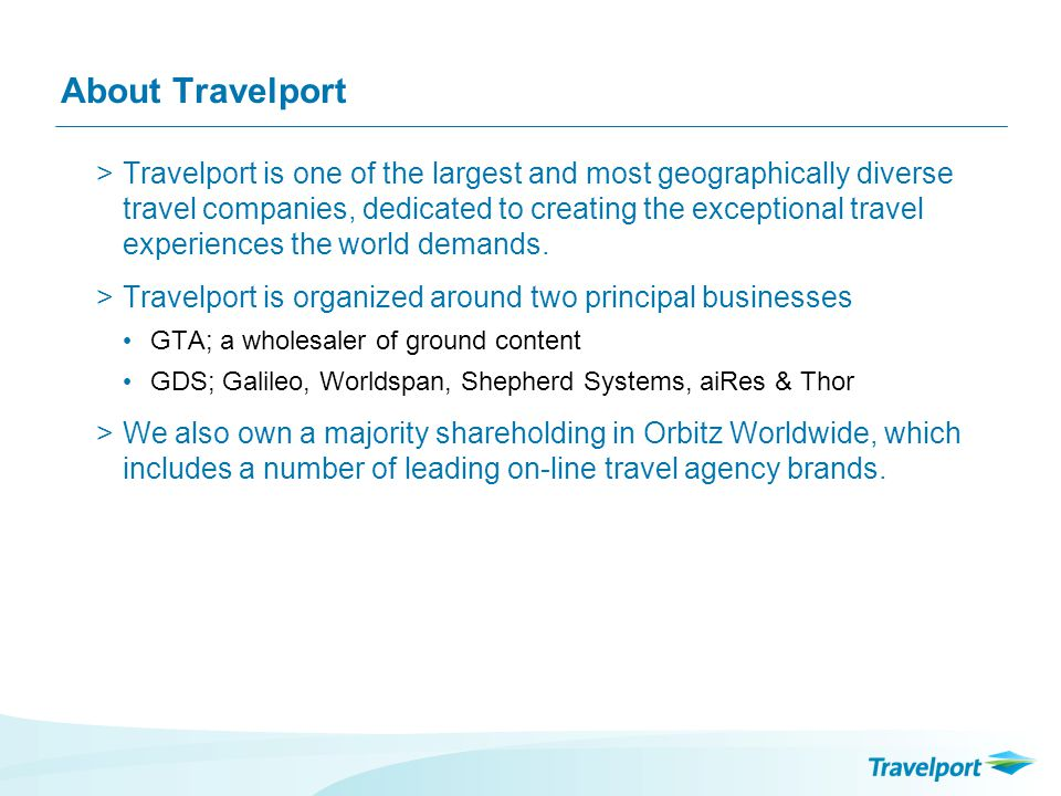 About Travelport And Galileo Ppt Video Online Download