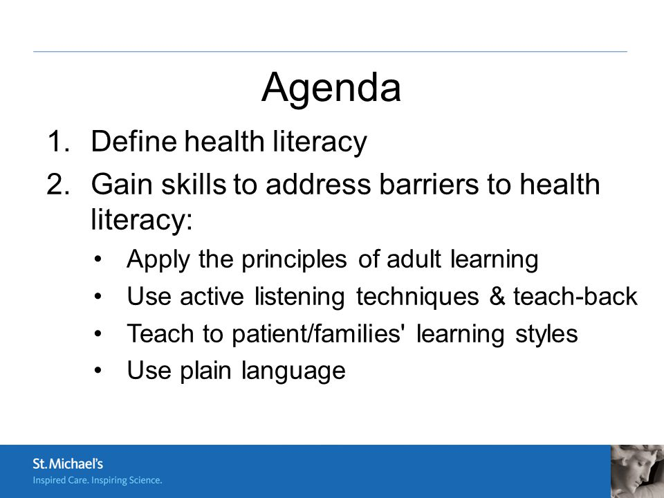 Learning styles adult literacies 3