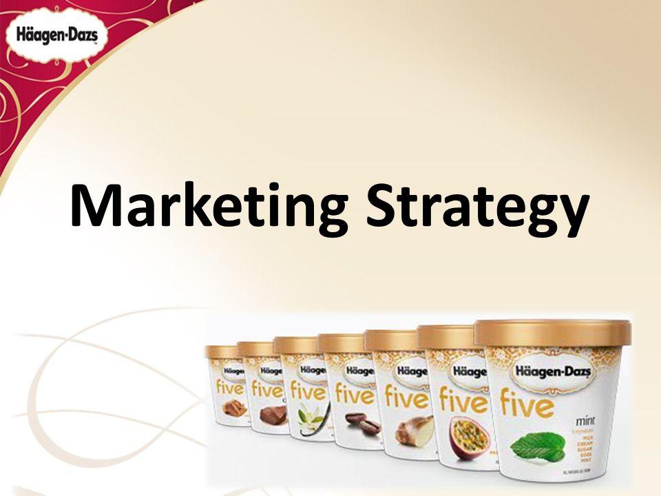 haagen dazs marketing strategy