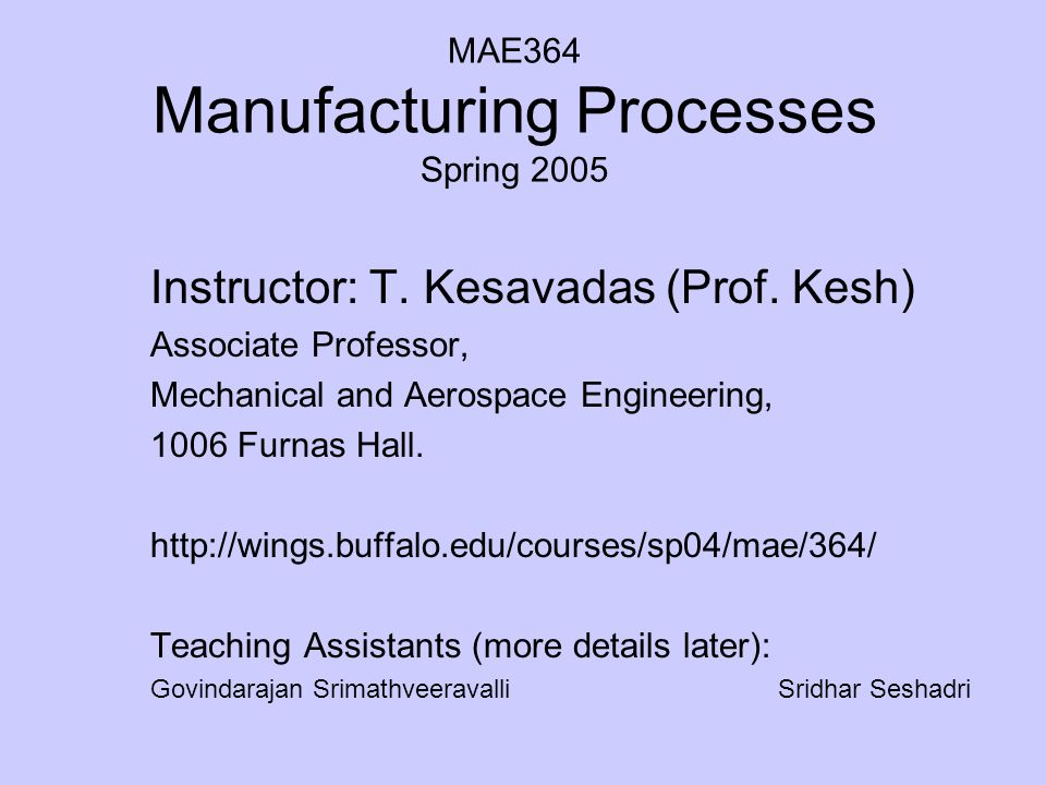 Lecture New Technology in Manufacturing  - ppt download