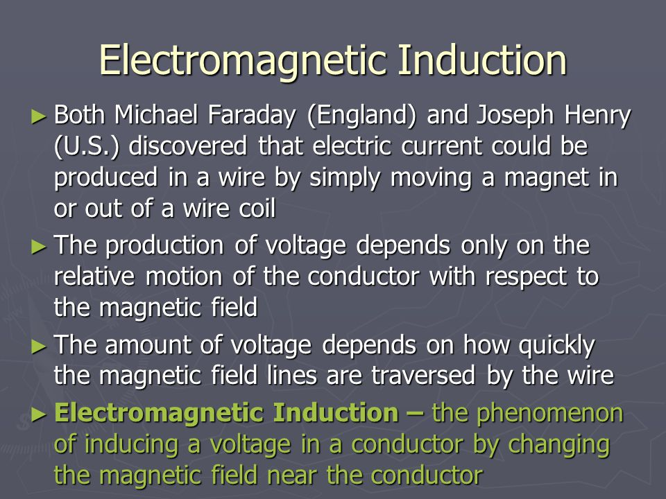 Electromagnetic Induction - ppt download