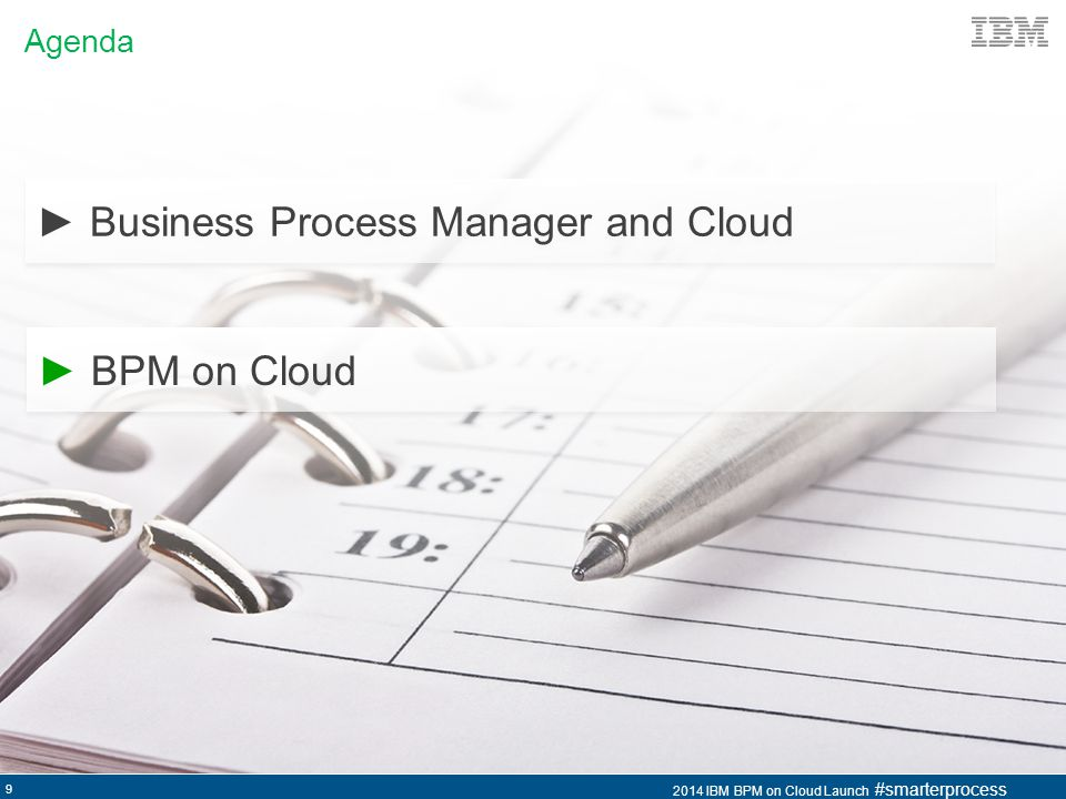 Business Process Manager and Cloud