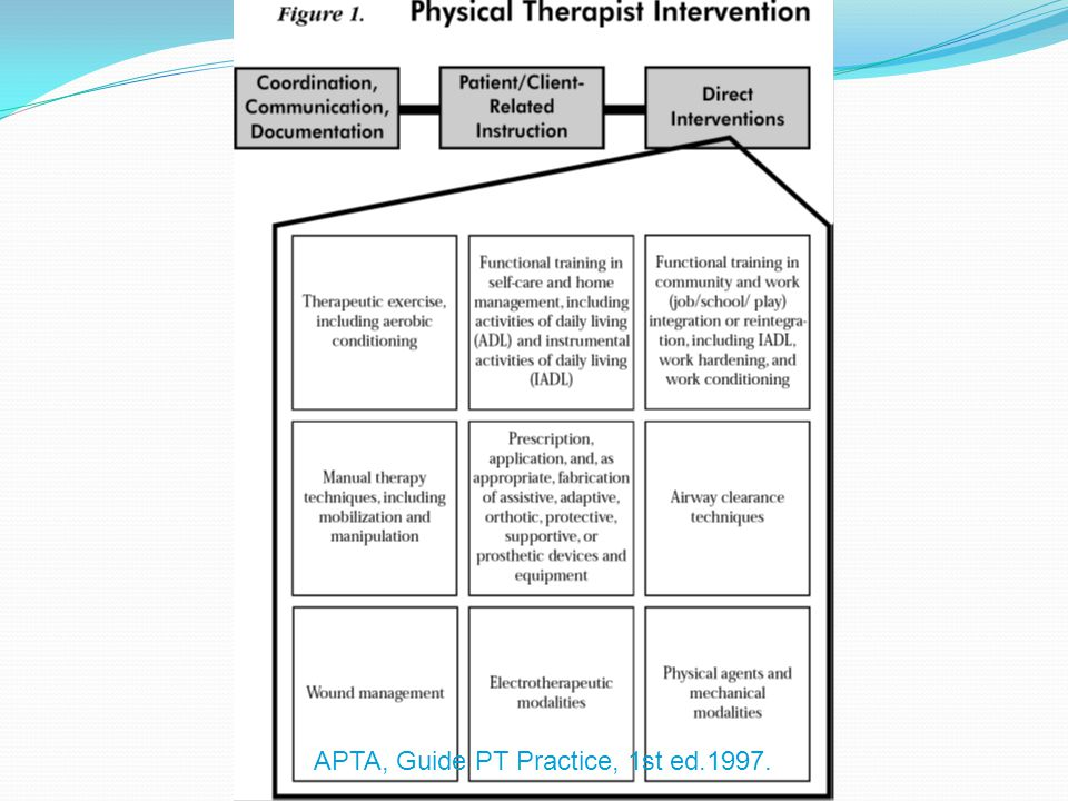 therapeutic exercise natalia fernandez pt ms msc ccs ppt download rh slideplayer com apta guide to physical therapist practice 2003 pdf apta guide to physical therapist practice pdf
