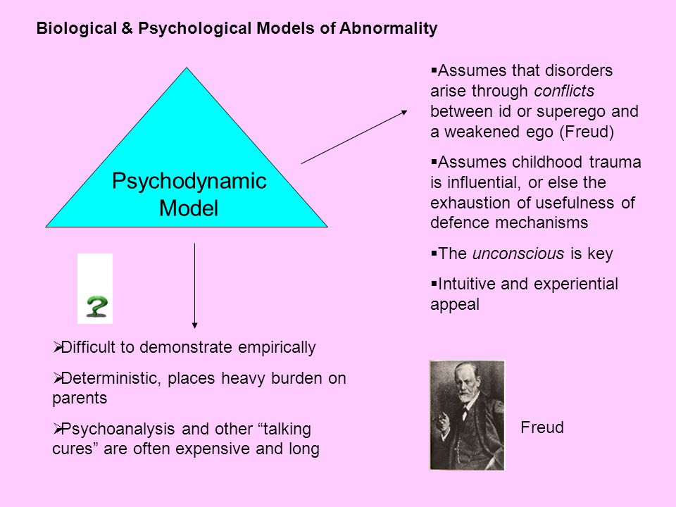 humanistic model of abnormality