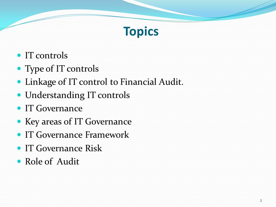 interesting information technology topics