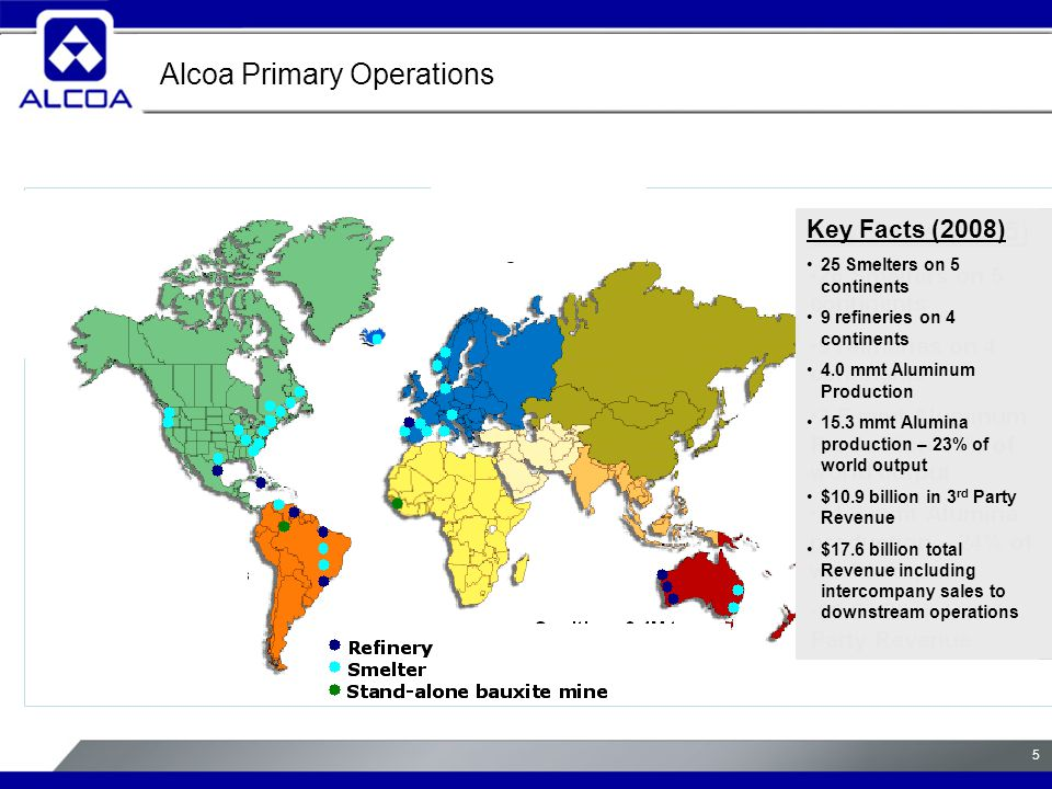 Alcoa and China: Partners in Growth - ppt video online download