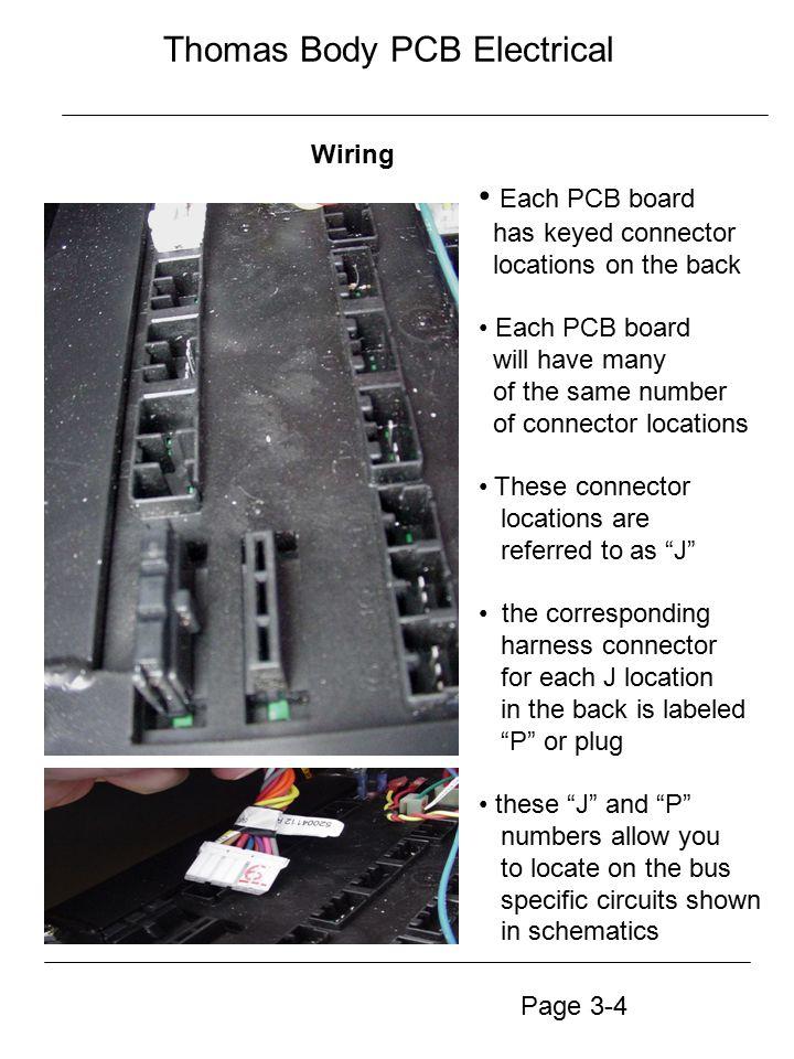 thomas body pcb electrical