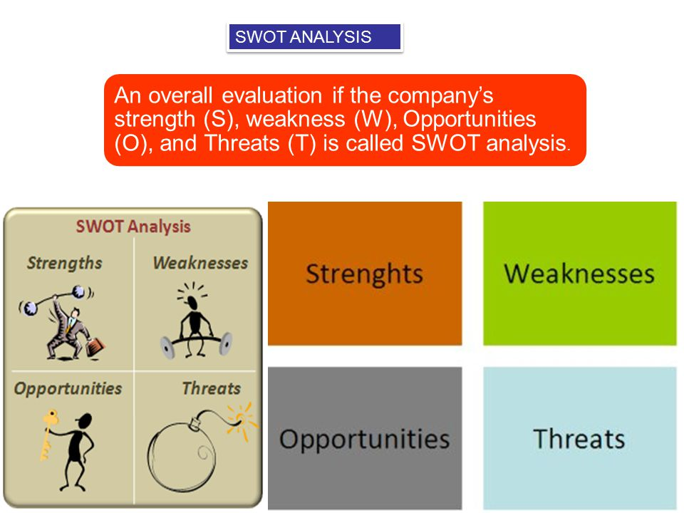 an analysis of overall view of fullerences Swot analysis is the most renowned tool for audit and analysis of the overall strategic position of the business and its environment its key purpose is to identify the strategies that will create a firm specific business model that will best align an organization's resources and capabilities to the requirements of the environment in which.