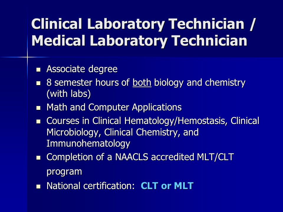 Diagnostic Detectives Medical Laboratory Professionals Ppt Video