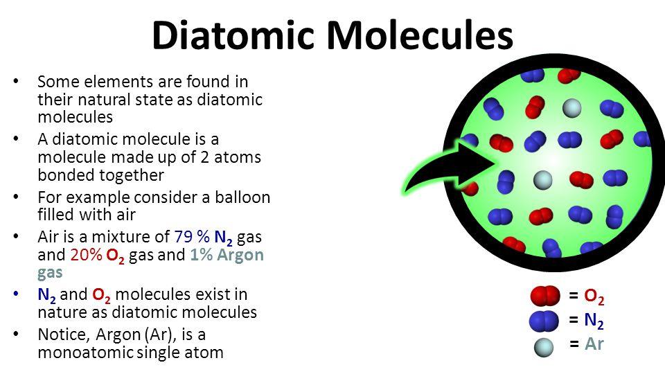 State Of Diatomic Molecules At Room Temperature