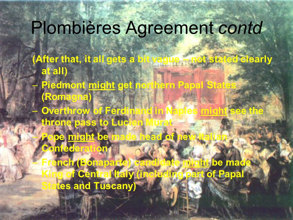 Italian Unification Ppt Download