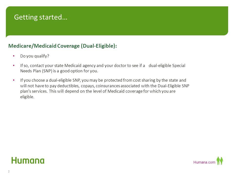 Humana Medicare Advantage And Prescription Drug Plans Ppt Download