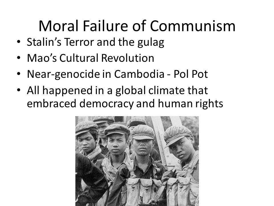 the failure of communism