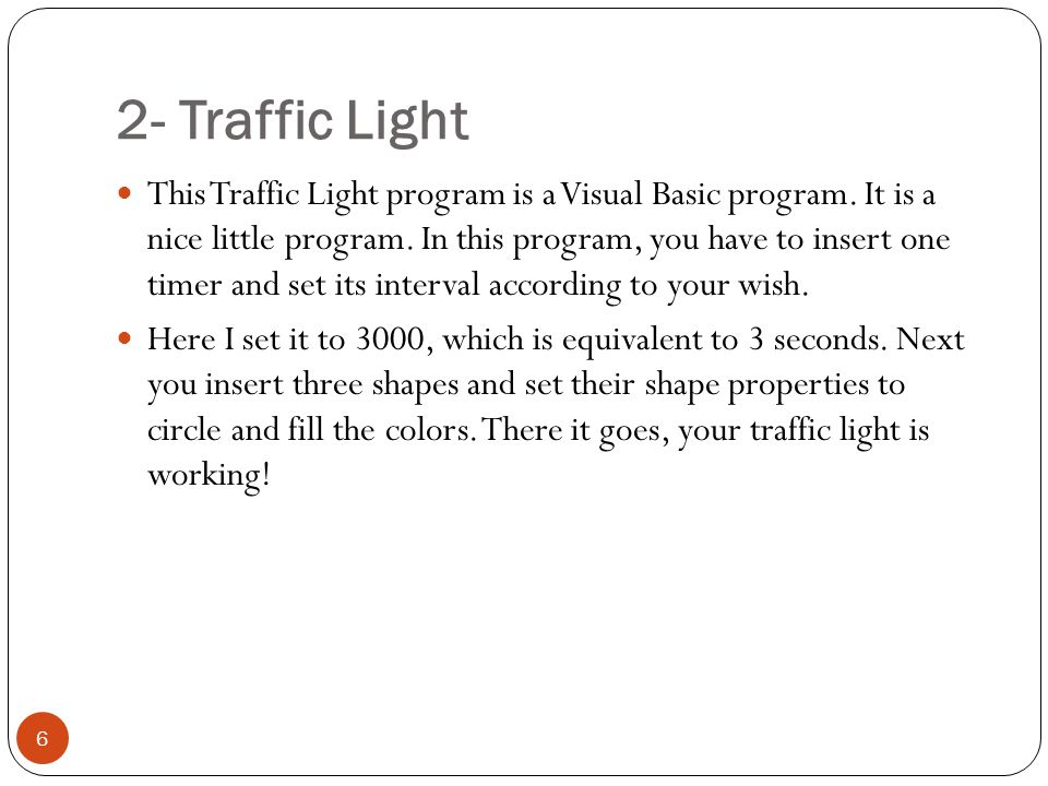 Visual Basic Examples  - ppt download