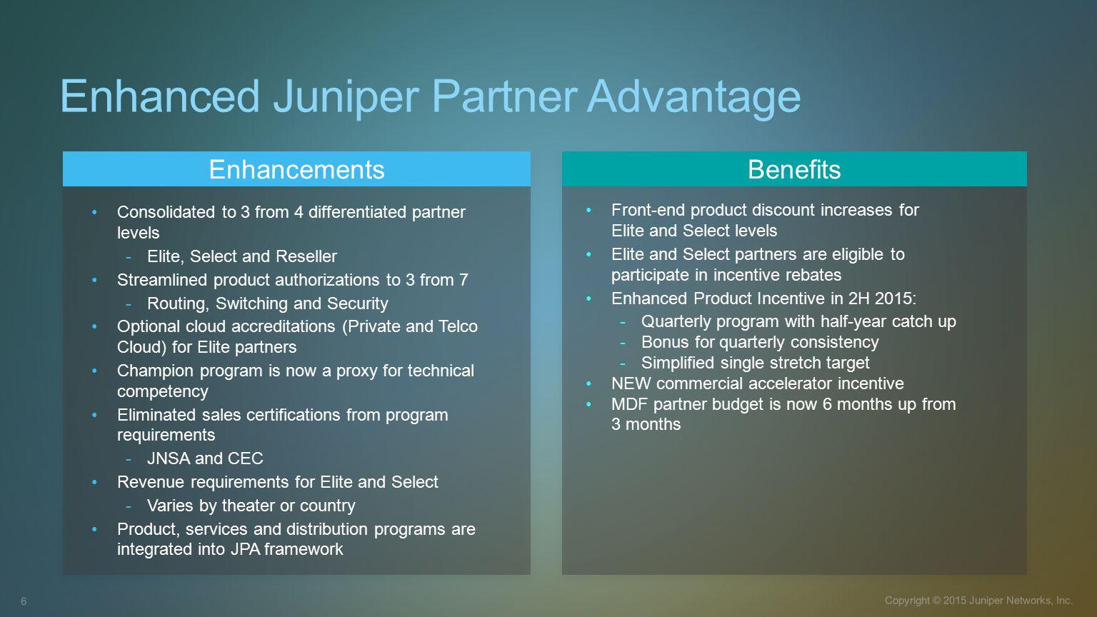 Juniper Partner Advantage - ppt video online download