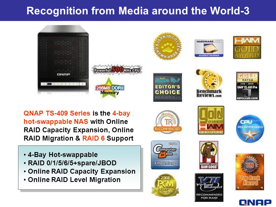 Recognition from Media around the World-3