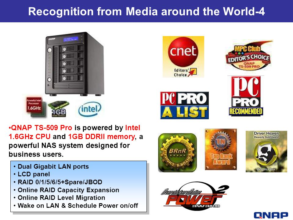 Recognition from Media around the World-4