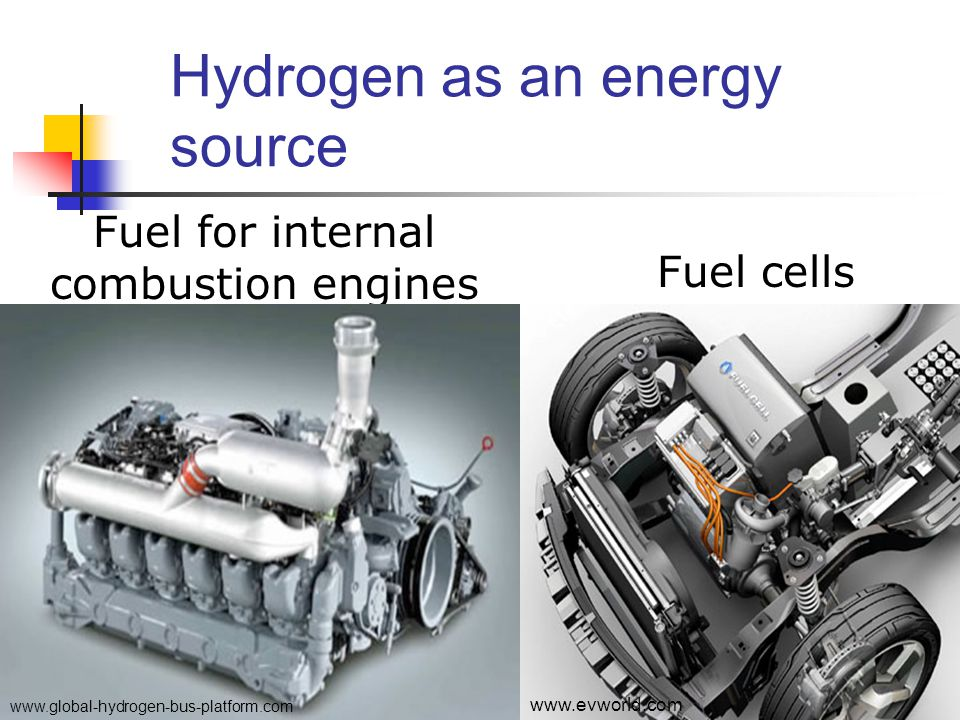 hydrogen as a possible source of fuel Consider methane, ch4 and hydrogen, h2, as possible fuel sources  hydrogen requires an outside power source to make and is only as eco-friendly as that source as a portable fuel, hydrogen is way too hard to handle fizzle 9 years ago  0 thumbs up 0 thumbs down.