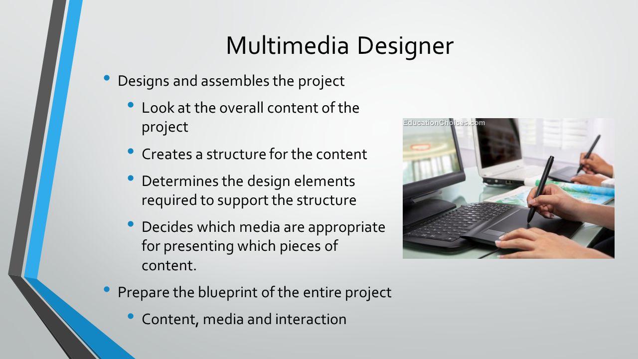 10 multimedia designer