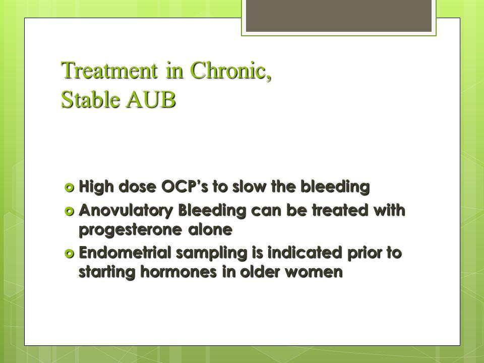 Normal & Abnormal Uterine Bleeding - ppt video online download