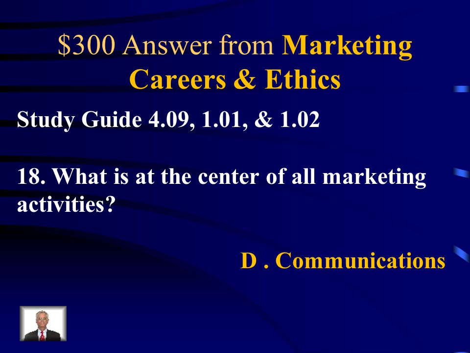 Marketing Mix Target Markets Marketing Careers Ethics Ppt Download