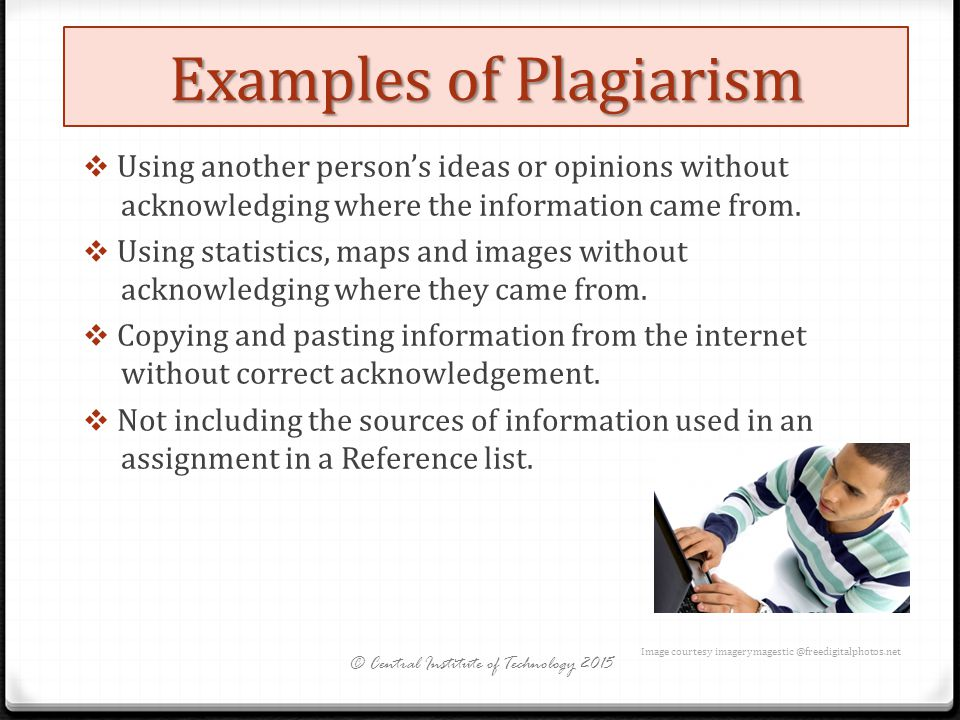 the effects of plagiarism how to detect its presence and how to avoid it Learn how to read an ithenticate report find out how they work and how much similar text is resources to help you understand plagiarism in academic writing and how to avoid accusations of how to avoid accusations of plagiarism with your research manuscript and increase its chance of.