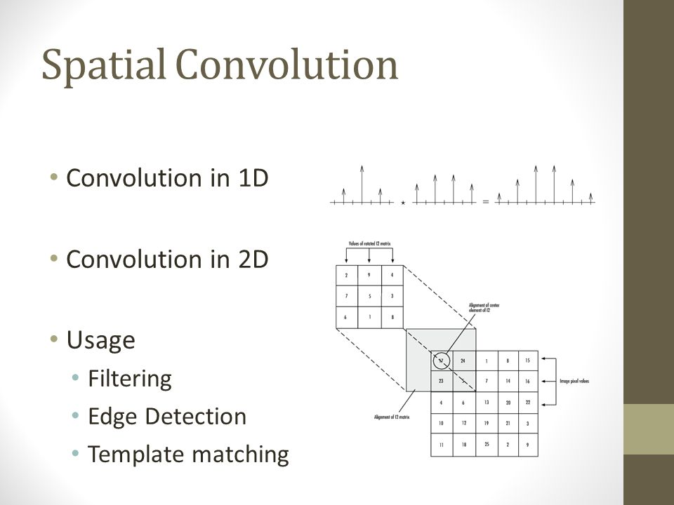 template matching in image processing - linear algebra and image processing ppt video online