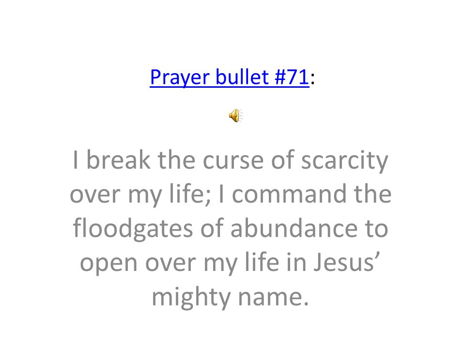 Prayer bullet #03: Every spirit of the cemetery assigned against my  destiny, fall down and perish in the name of Jesus Christ