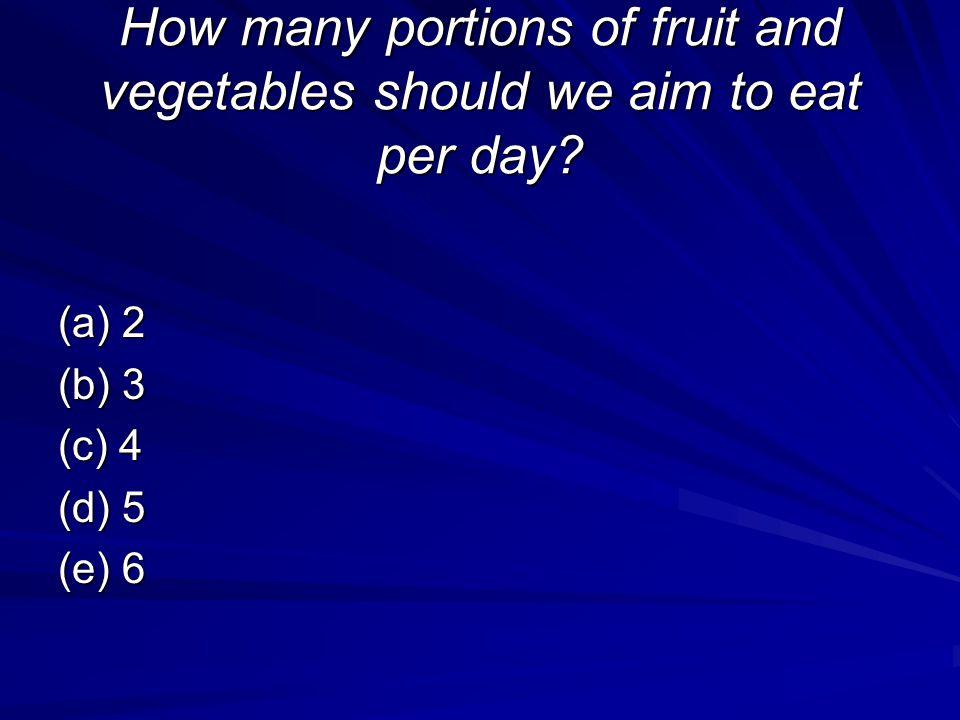 HEALTHY EATING QUIZ  - ppt video online download