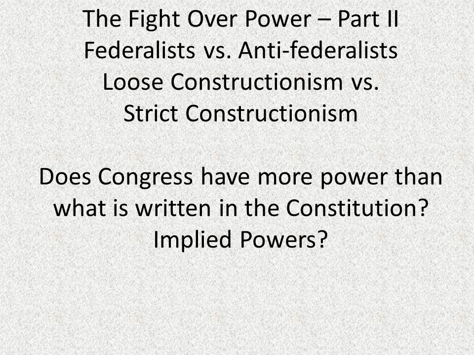 does congress have too much power Congress has authority over financial and budgetary matters, through the enumerated power to lay and collect taxes, duties, imposts and excises, to pay the debts and provide for the common defense and general welfare of the united states.