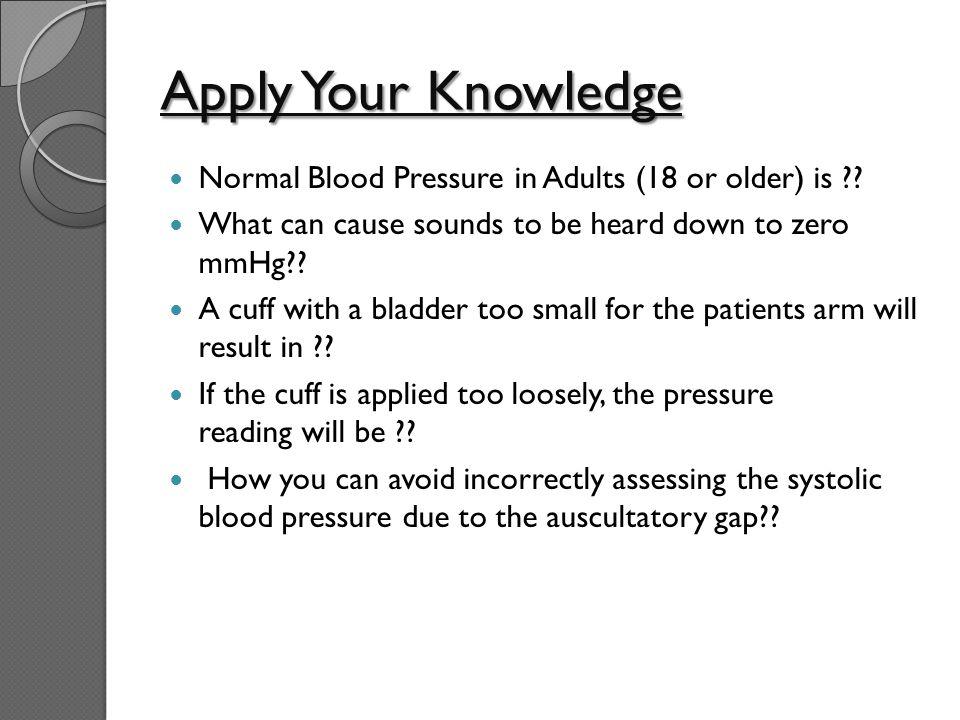 Arterial Blood Pressure Ppt Video Online Download