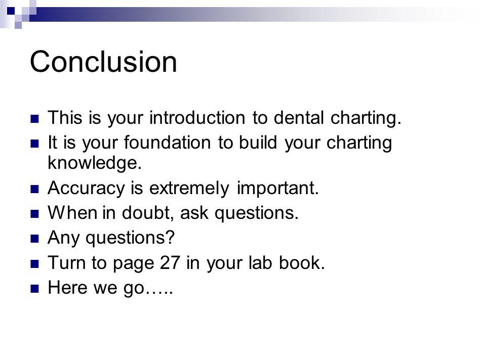 Dental Charting Ppt Video Online Download