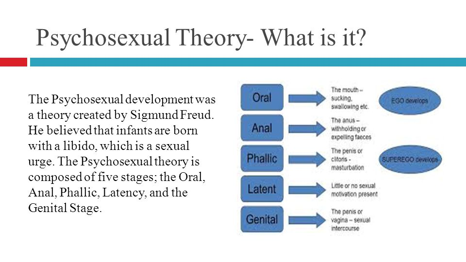 Freuds 5 stages of psychosexual development