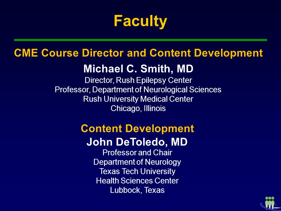 CME Course Director and Content Development - ppt download
