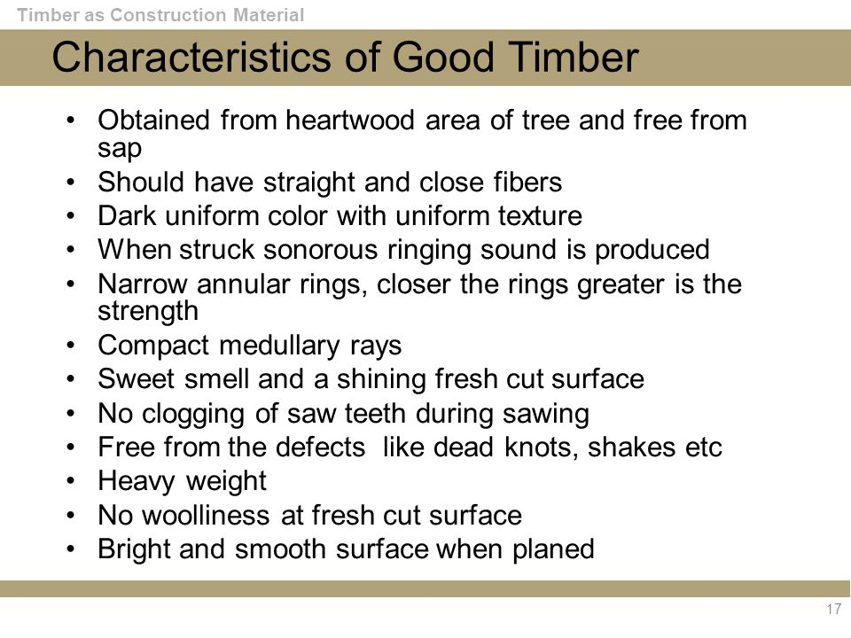 Timber and Wood Products - ppt video online download