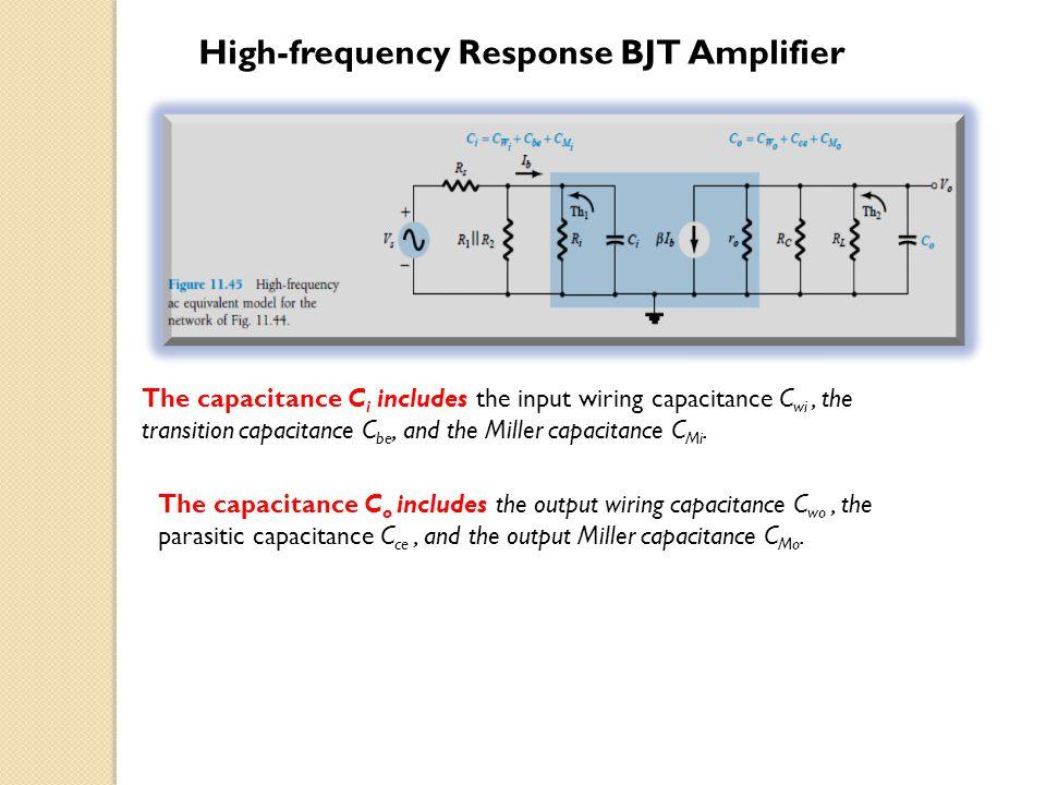 Awe Inspiring Bjt Frequency Response Ppt Video Online Download Wiring Digital Resources Anistprontobusorg