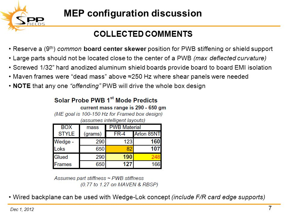 MEP configuration pros/cons - ppt download