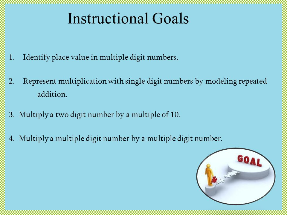 Multiplying Multiple Digit Numbers - ppt download
