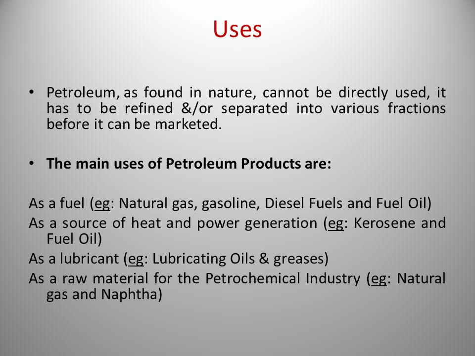Introduction to Petroleum Industry - ppt video online download
