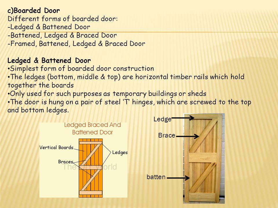 DOORS AND WINDOWS. - ppt video online download